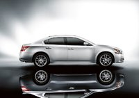 2011 Nissan Maxima, side view , exterior, manufacturer