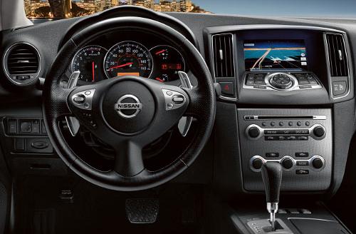 2011 Nissan Maxima Interior Pictures Cargurus