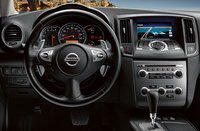 2011 Nissan Maxima, dashboard, interior, manufacturer