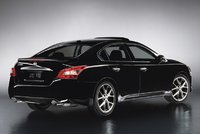 2011 Nissan Maxima, back view, exterior, manufacturer, gallery_worthy