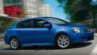 2011 Nissan Sentra, side view , exterior, manufacturer