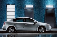 2011 Nissan Sentra, side view , exterior, manufacturer, gallery_worthy