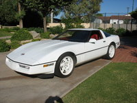 1990 Chevrolet Corvette Coupe RWD, 1990 Corvette, exterior, gallery_worthy