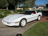 1990 Chevrolet Corvette Coupe, 1990 Corvette, exterior
