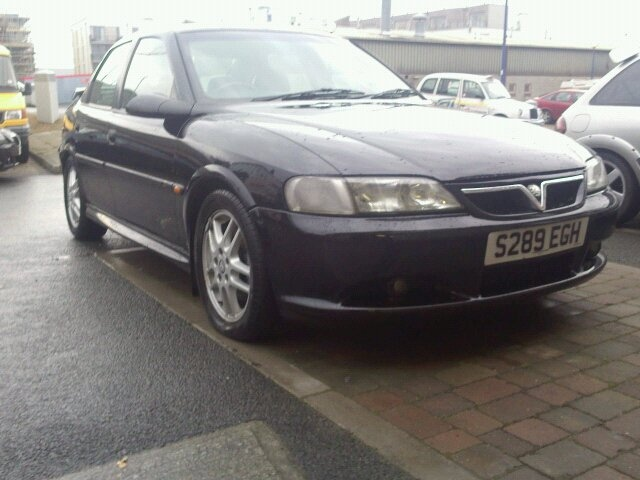 Picture of 1998 Vauxhall Vectra