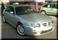Picture of 2004 MG ZT, exterior, gallery_worthy