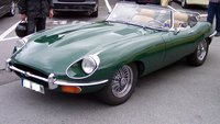 1971 Jaguar E-Type Overview