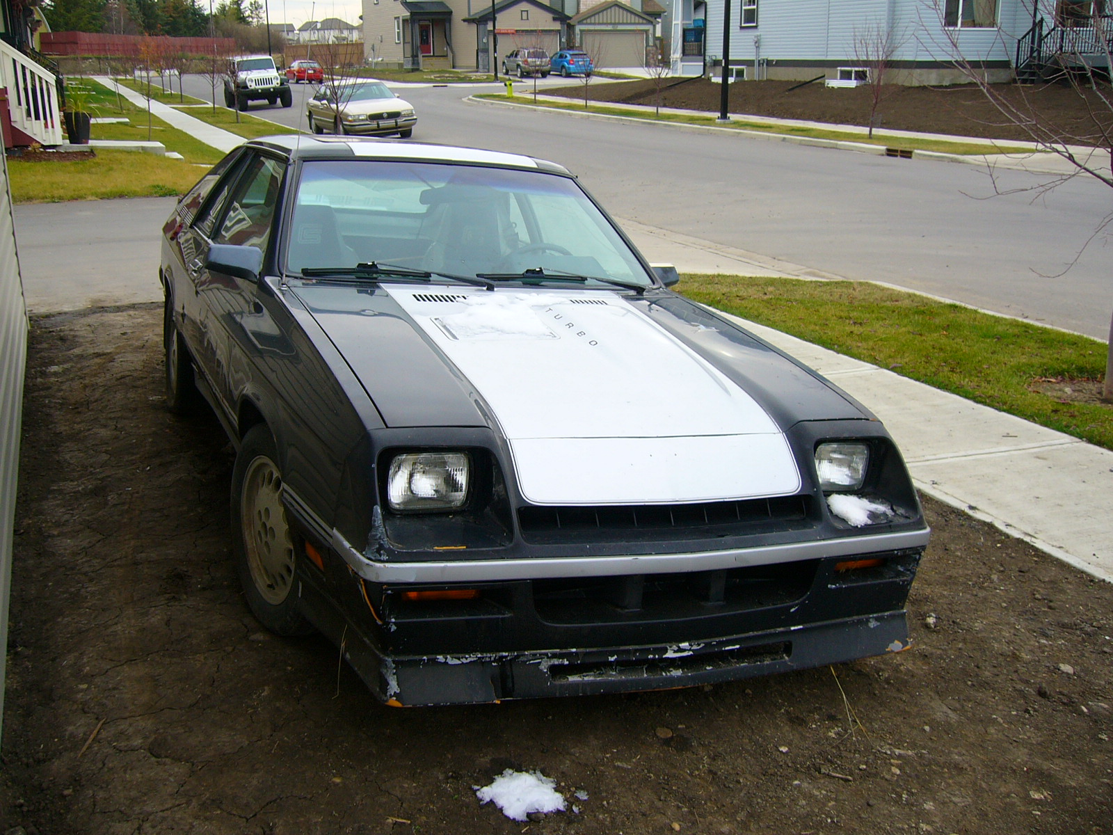 1987 Dodge Charger picture