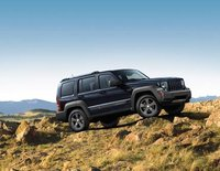 2011 Jeep Liberty, side view , exterior, manufacturer