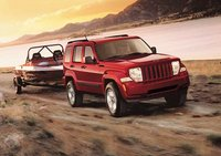 2011 Jeep Liberty, front view , manufacturer, exterior