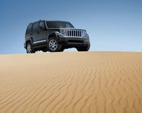 2011 Jeep Liberty, front view, exterior, manufacturer