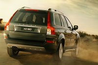 2011 Volvo XC90, back view , exterior, manufacturer