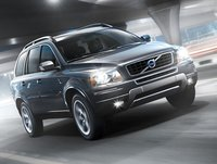 2011 Volvo XC90, front three quarter view , exterior, manufacturer