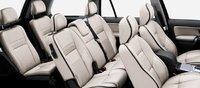 2011 Volvo XC90, seating , interior, manufacturer
