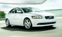 2011 Volvo S40, front three quarter view , manufacturer, exterior