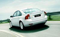 2011 Volvo S40, back view , exterior, manufacturer