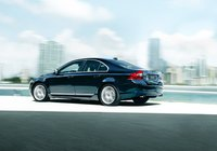 2011 Volvo S80, side view , exterior, manufacturer