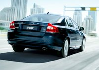 2011 Volvo S80, back view , exterior, manufacturer