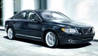 2011 Volvo S80, front three quarter view , exterior, manufacturer