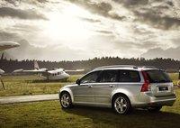 2011 Volvo V50, back three quarter view , exterior, manufacturer