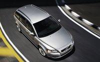2011 Volvo V50, aerial view , exterior, manufacturer
