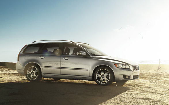 2011 Volvo V50, side view , manufacturer, exterior