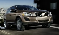 2011 Volvo XC60, front view , exterior, manufacturer