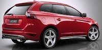 2011 Volvo XC60, back three quarter view , exterior, manufacturer