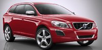 2011 Volvo XC60, front three quarter view , exterior, manufacturer