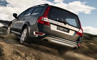 2011 Volvo XC70, back view , exterior, manufacturer