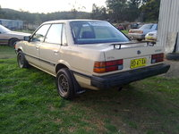 Picture of 1986 Subaru Leone, exterior