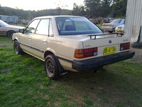 1986 Subaru Leone Overview