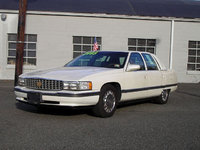 1994 Cadillac DeVille Concours Sedan, 1994 Cadillac Develli, exterior
