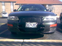 1996 Nissan Maxima SE, front grill block , exterior, gallery_worthy