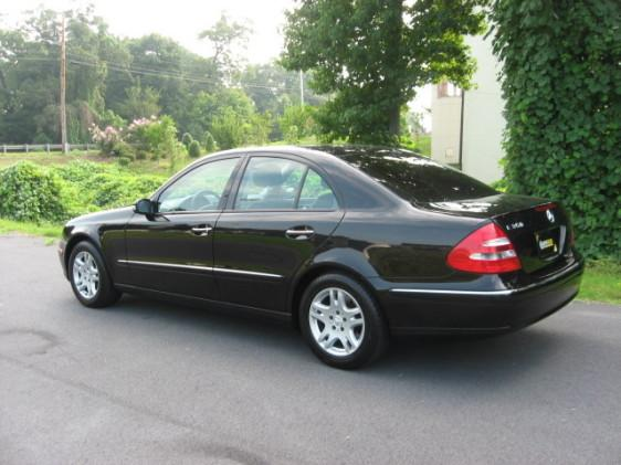 Picture of 2006 mercedes benz e class e350 sedan exterior for 2006 mercedes benz e350