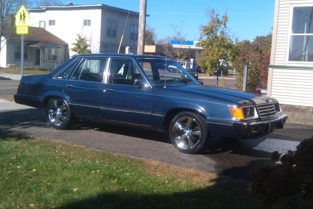 Picture of 1985 Ford LTD, exterior, gallery_worthy