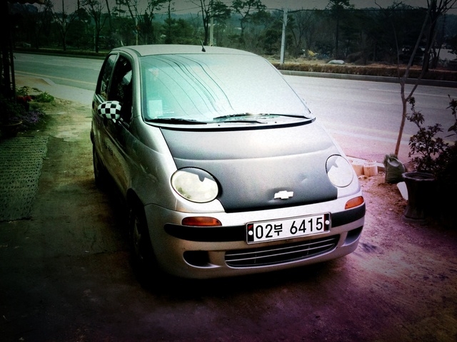 Picture of 1999 Daewoo Matiz