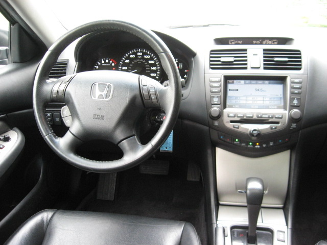 2007 Honda Accord Interior Pictures Cargurus