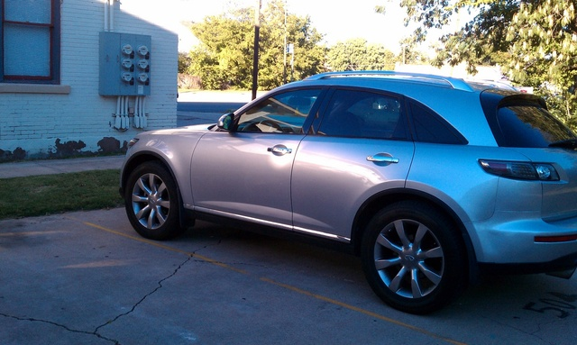 Picture of 2006 INFINITI FX35 AWD, exterior, gallery_worthy