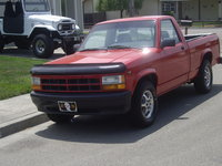 1996 Dodge Dakota 2 Dr Sport Standard Cab SB, personal fave shot of my old truck!, exterior
