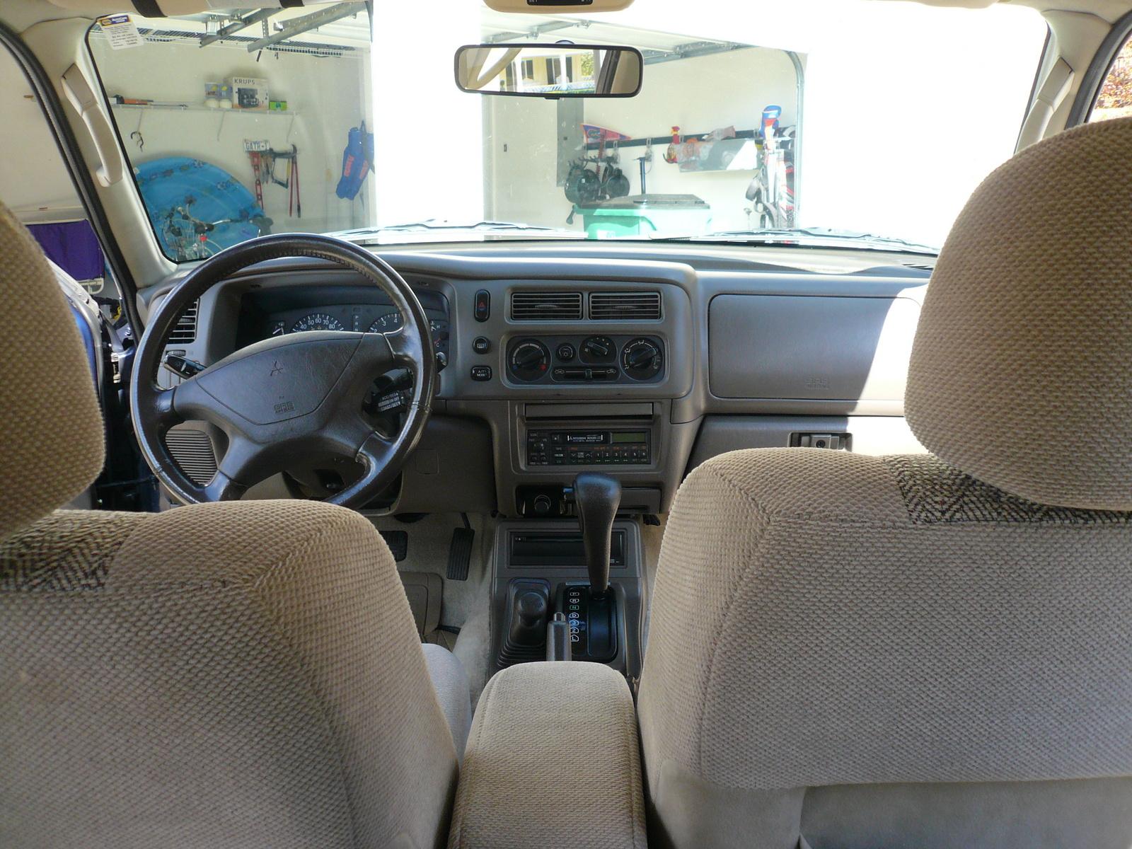 1999 Mitsubishi Montero Sport - Pictures - CarGurus