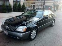 Picture of 1995 Mercedes-Benz S-Class S 500 Coupe, exterior