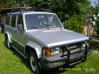 1989 Isuzu Trooper picture, exterior