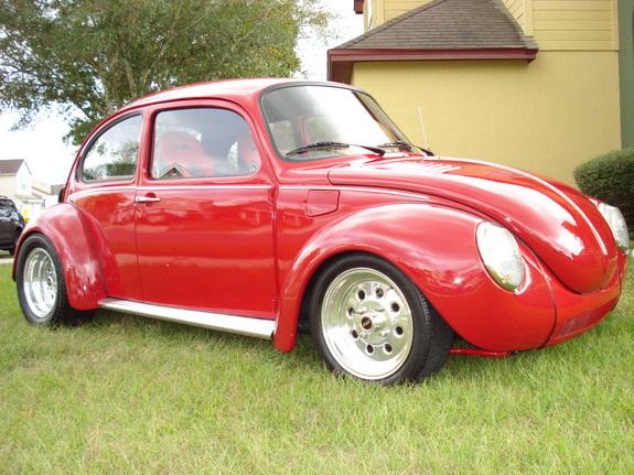 1973 Volkswagen Beetle picture