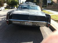 1970 Cadillac DeVille, back, exterior