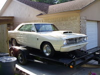 1967 Dodge Dart, Going to get exhaust installed - June 2010., exterior