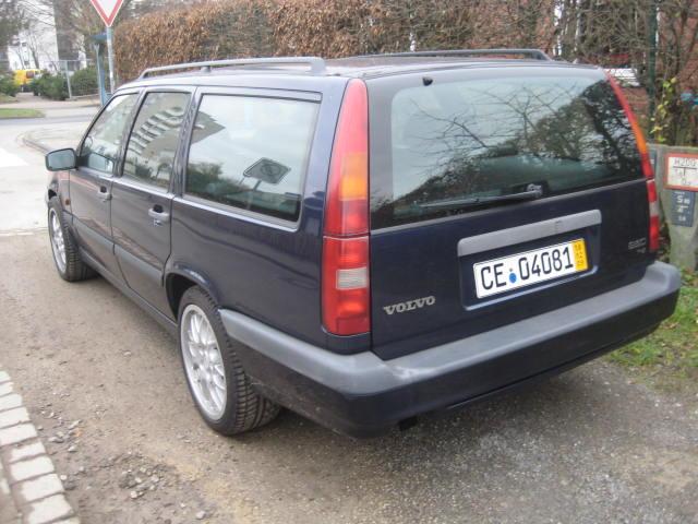 1995 850 volvo. 1995 Volvo 850 4 Dr Turbo