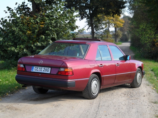 Picture of 1991 Mercedes-Benz 280