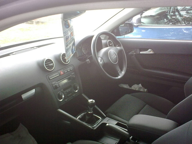Audi A3 2004 Interior