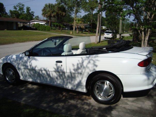 1995 Chevrolet Cavalier LS Convertible - Overview - CarGurus